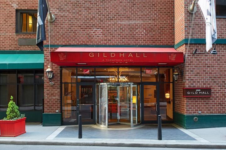 Pet Friendly Gild Hall A Thompson Hotels