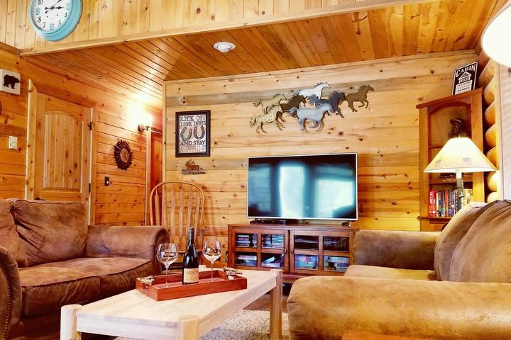 Pet Friendly The Cabin at River Pines