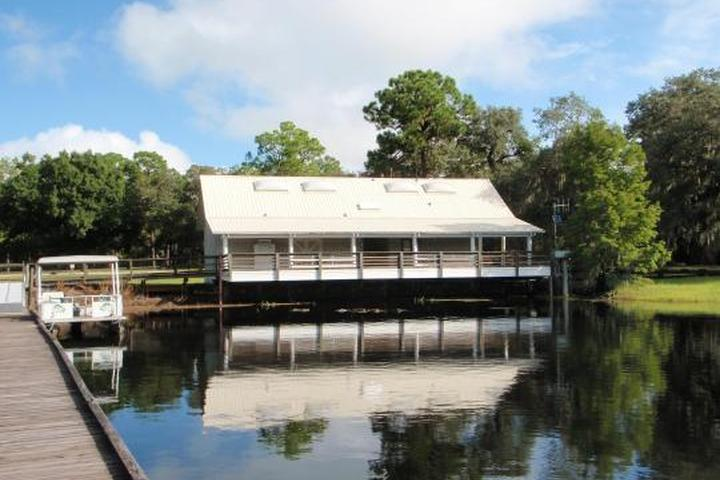 Pet Friendly Lake Kissimmee State Park Campground