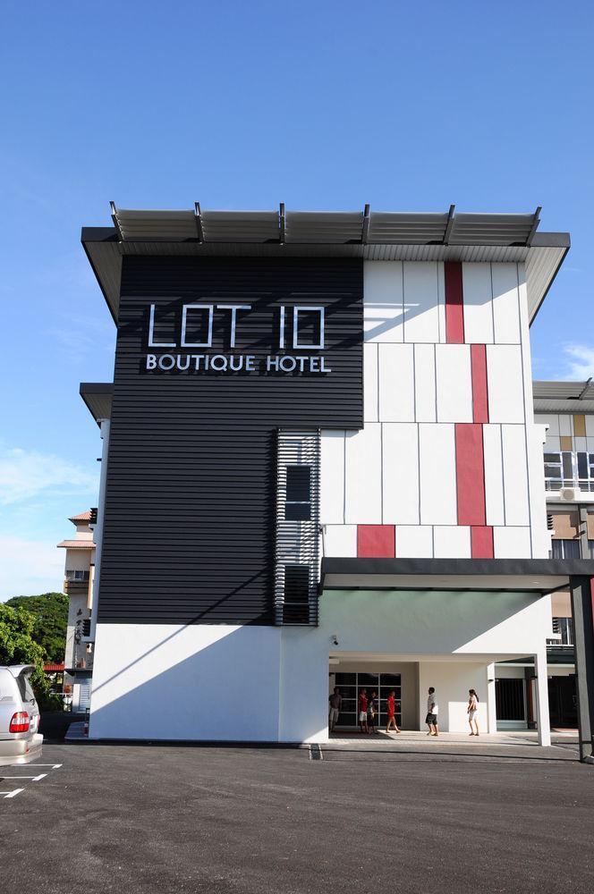 Lot 10 Boutique Hotel Kuching Pet Policy