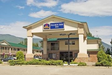 Pet Friendly Best Western Salmon Arm Inn