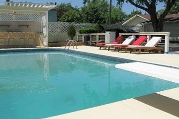 Pet Friendly Home with Private Pool and Beach