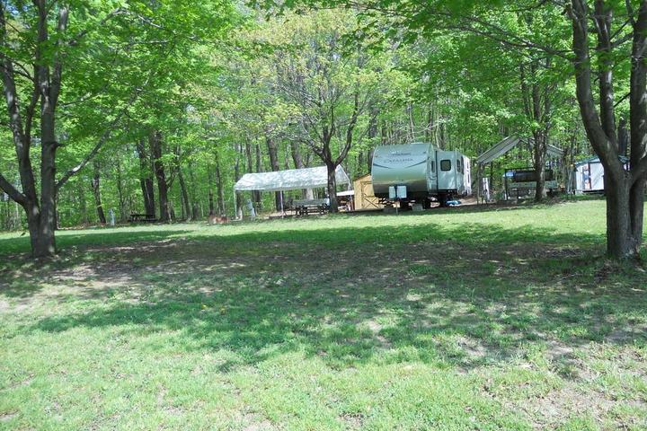 Pet Friendly Lake Arthur Family Campground