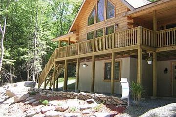 Pet Friendly Beautiful Log Home