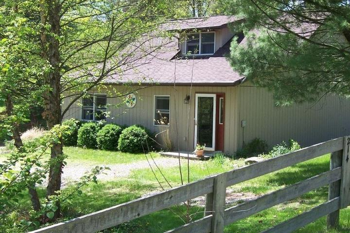 Pet Friendly Deersville Vacation Rental Cottage