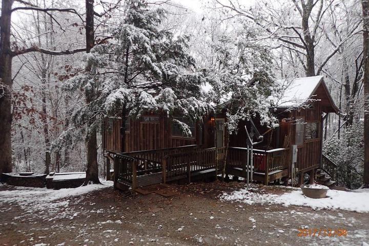 Pet Friendly Peace-in-the-Forest Retreat