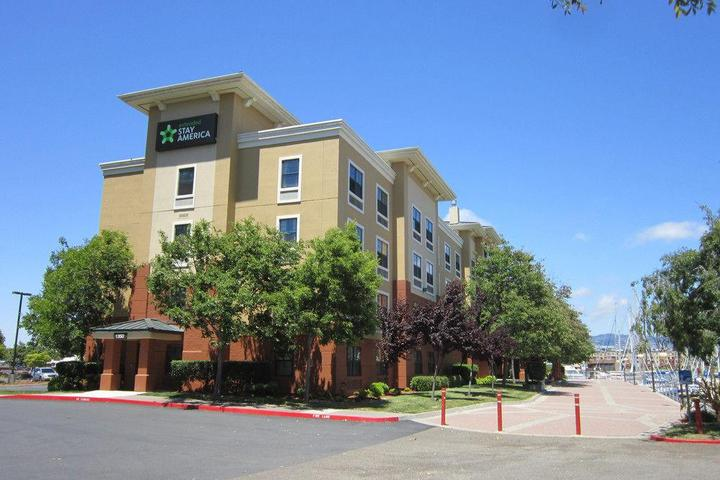 Pet Friendly Extended Stay America Oakland - Alameda