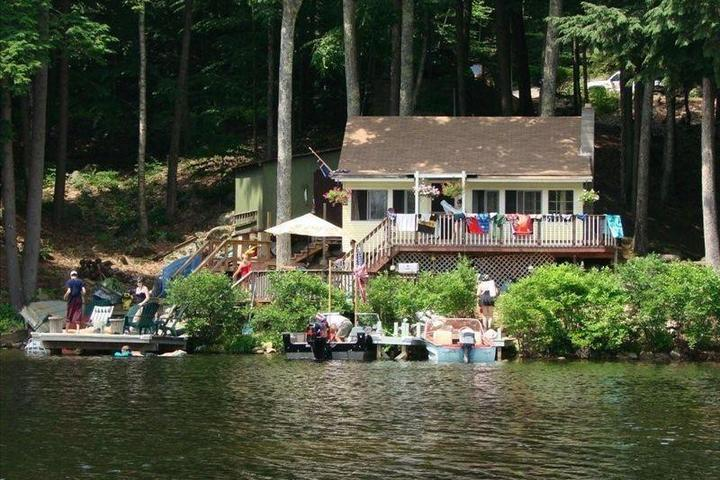 Pet Friendly Pawtuckaway Lakehouse
