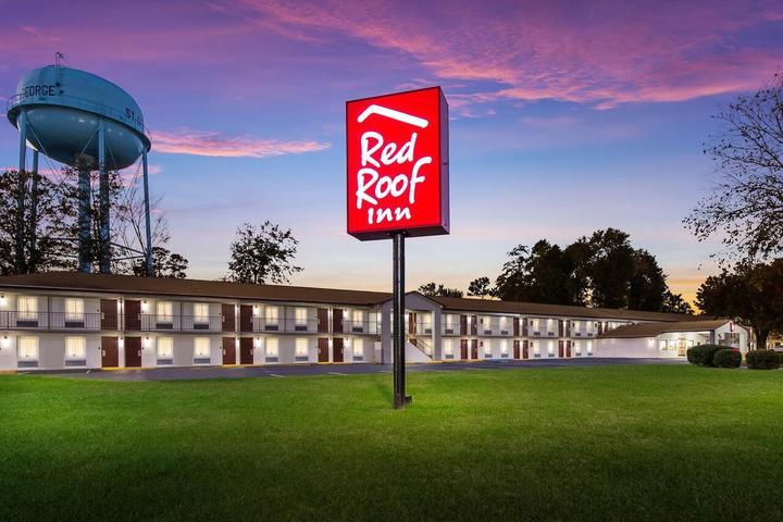Pet Friendly Red Roof Inn St George