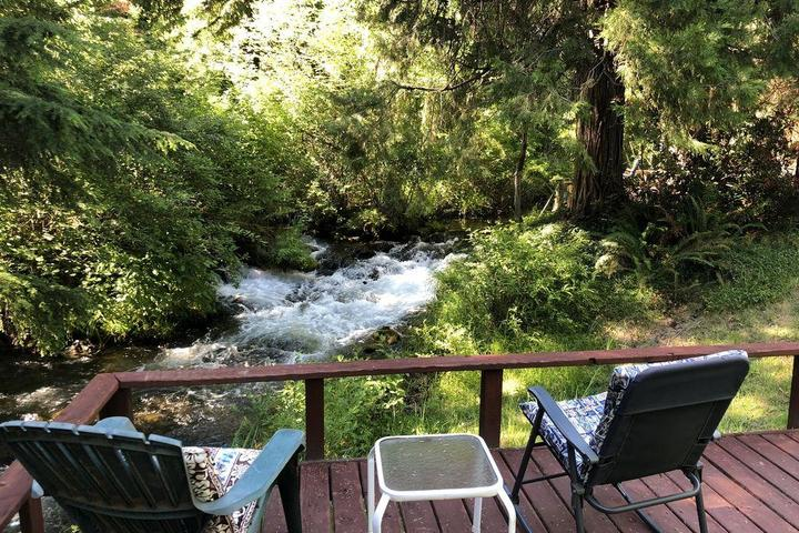 Pet Friendly Mill Creek Cabin