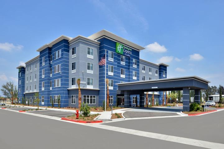 Pet Friendly Holiday Inn Express & Suites Loma Linda- San Bernardino S