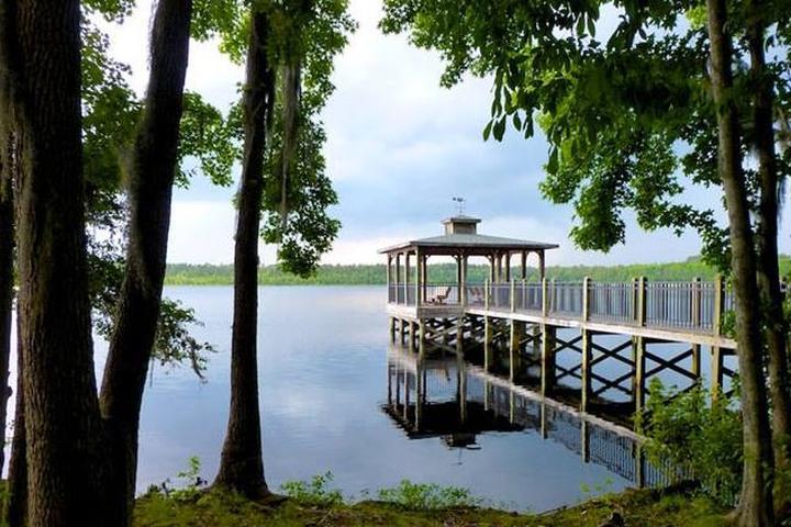 Pet Friendly Lake Warren State Park Campground