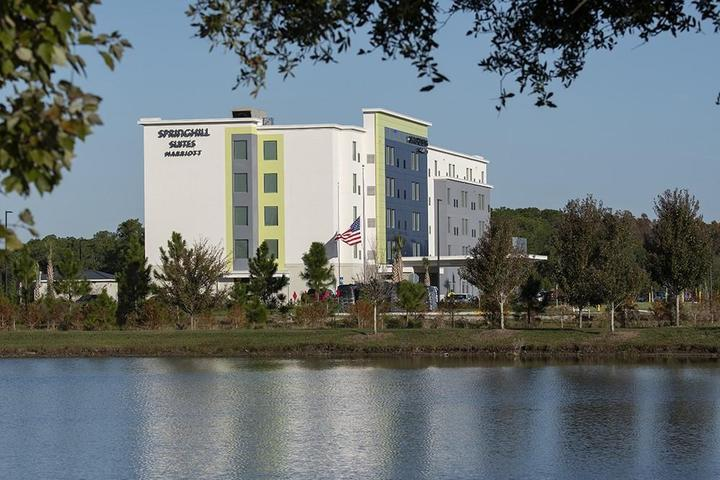 Pet Friendly SpringHill Suites Tampa Suncoast Parkway