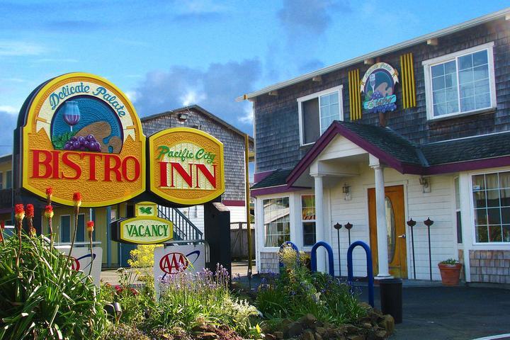 Pet Friendly Pacific City Inn