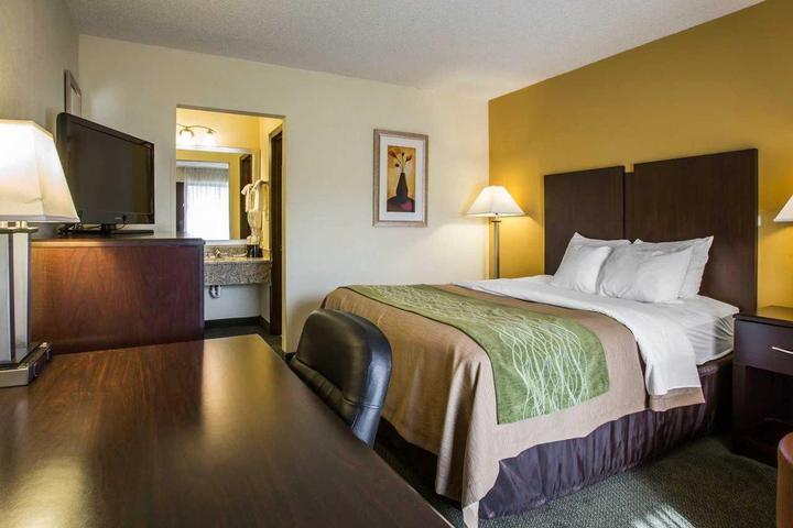 Pet Friendly Quality Inn Jonesville