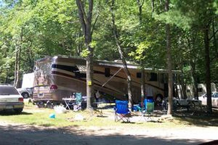 Pet Friendly Crown Point Campground