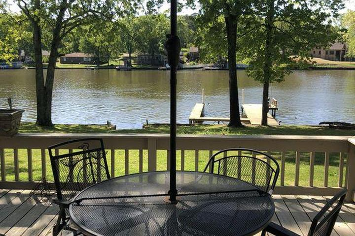 Pet Friendly Fish Camp Fun