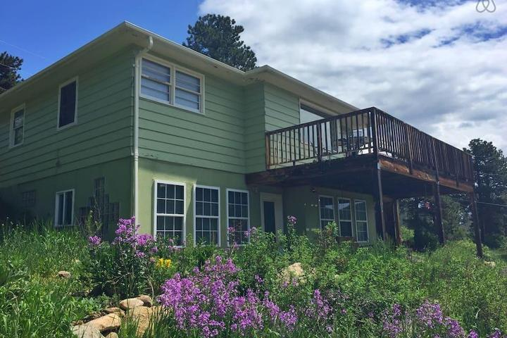 Outstanding Pet Friendly Vacation Rentals In Nederland Co Bring Fido Home Interior And Landscaping Ologienasavecom