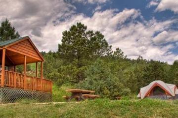 Pet Friendly Horsetooth Reservoir Campground