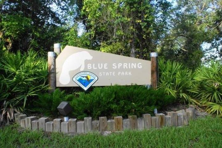 Pet Friendly Blue Spring State Park Campground