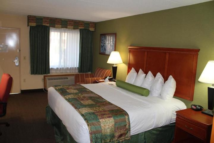 Pet Friendly Best Western Celebration Inn & Suites