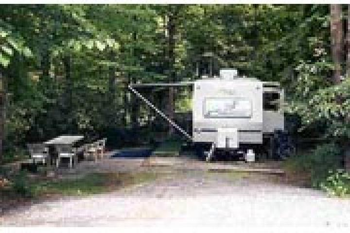 Pet Friendly Grindstone Campground