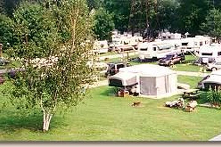 Pet Friendly Riverside Campground