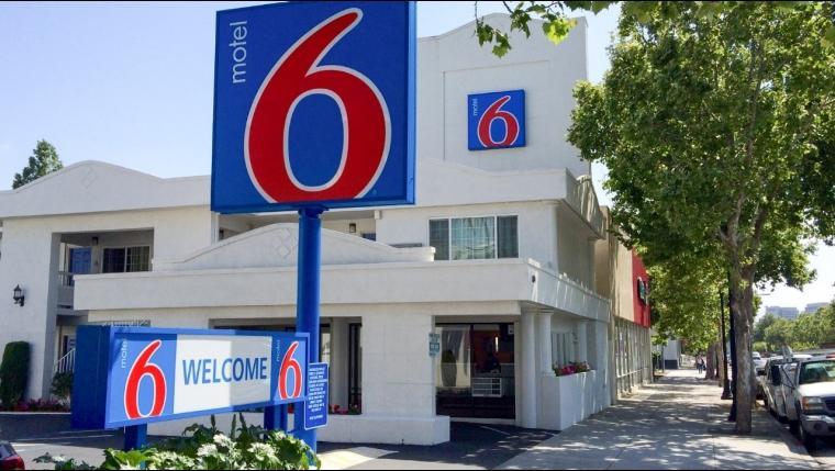 Motel  Convention Center San Jose