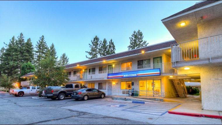 Motel  Big Bear Big Bear Lake Ca