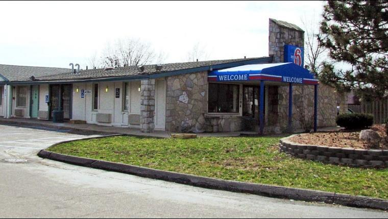 Motel  In Benton Harbor Michigan