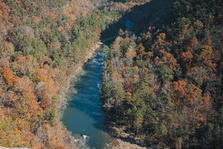 Pet Friendly Little River Canyon National Preserve