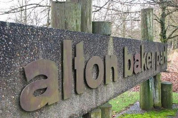 Pet Friendly Alton Baker Park Off-Leash Area