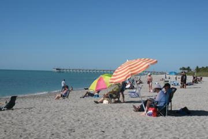 Venus Beach Florida >> Dog Friendly Beaches In Venice Fl Bring Fido