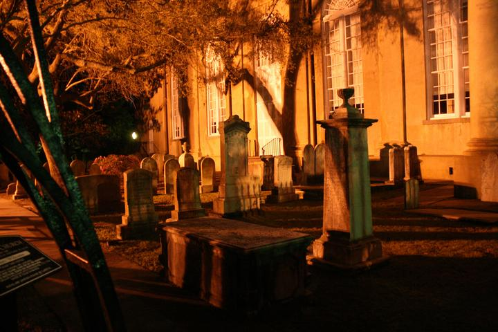Pet Friendly Old Charleston Ghost Tours