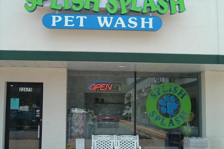 Pet Friendly Splish Splash Pet Wash