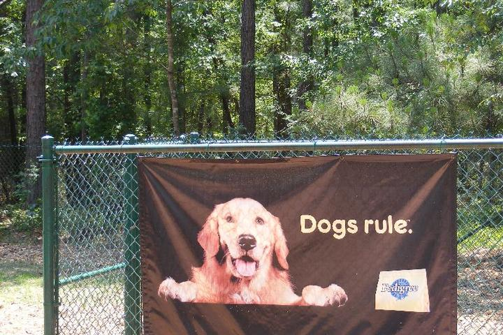 Pet Friendly Sesquicentennial State Park
