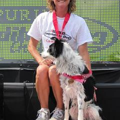Ginsey St. Croix and Star Win The Eastern Purina Incredible Dog Challenge 2009