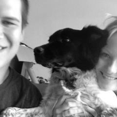 Krustal & Mark with Lylah