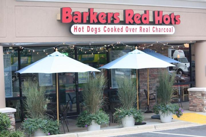 Pet Friendly Barkers Red Hots