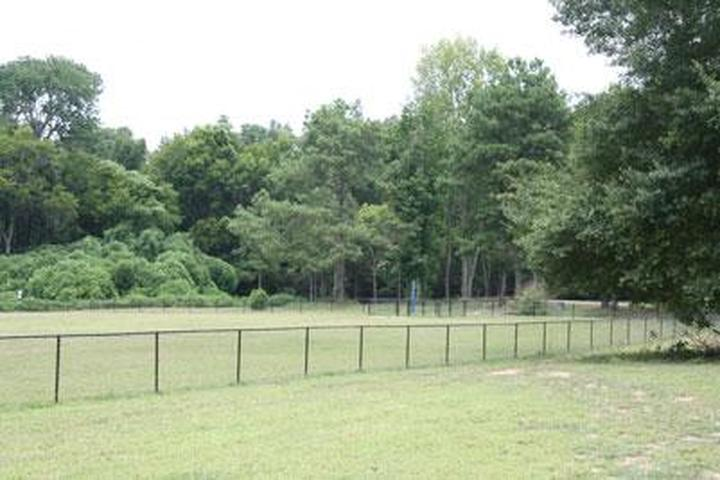 Pet Friendly Cooters Pond Dog Park at Cooters Pond Park