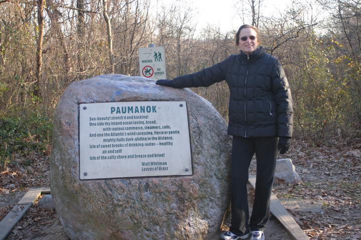 Pet Friendly Walt Whitman Trail at West Hills County Park