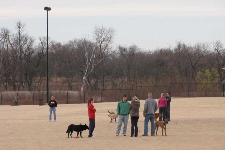 Pet Friendly Railroad Dog Park