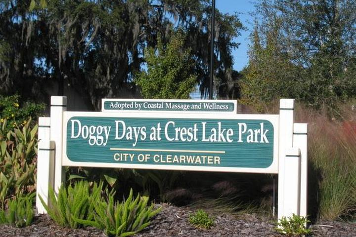 Pet Friendly Crest Lake Dog Park
