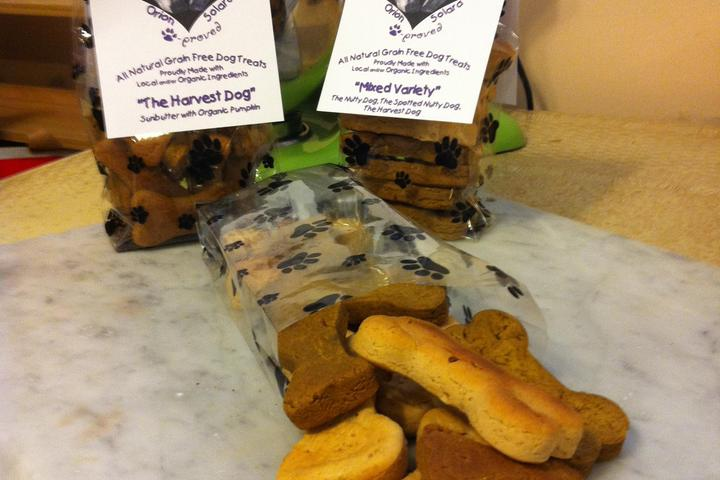 Pet Friendly Baker's Dozen Dog Treats