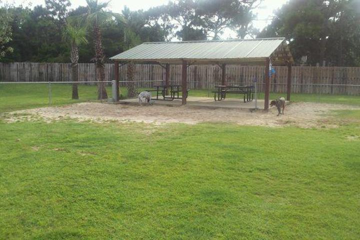 Pet Friendly Frank Brown Park and Dog Park