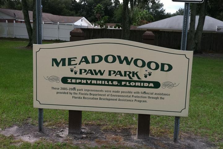 Pet Friendly Meadowood Dog Park