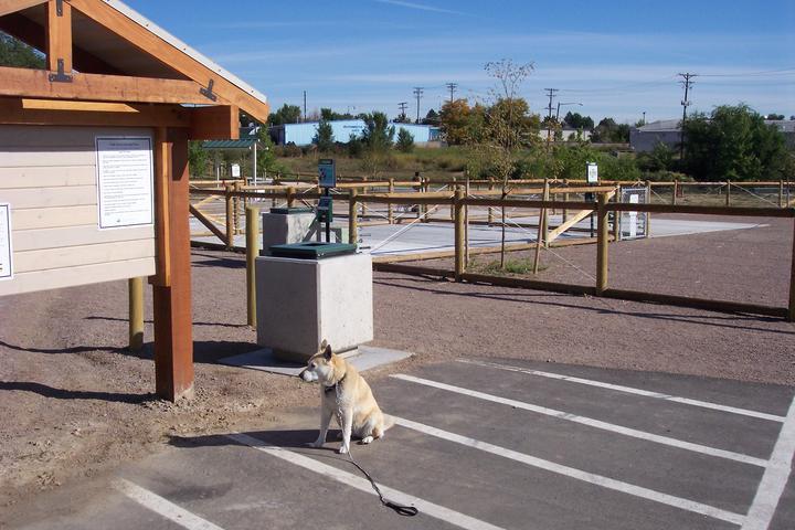 Pet Friendly Big Dry Creek Dog Park