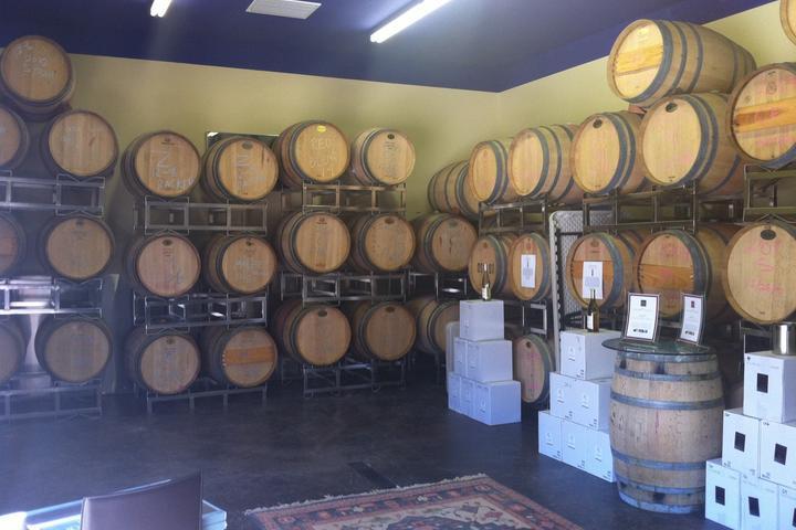 Pet Friendly Palouse Winery