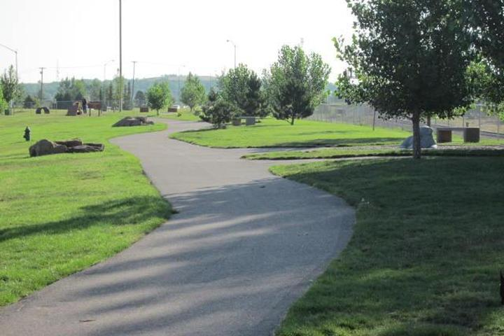 Pet Friendly Pacific Steel & Recycling Trailside Dog Park