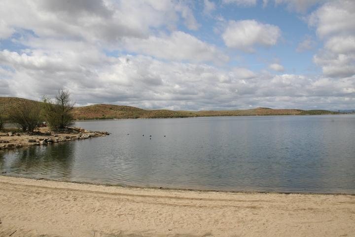 Pet Friendly Lake Skinner Recreation Area